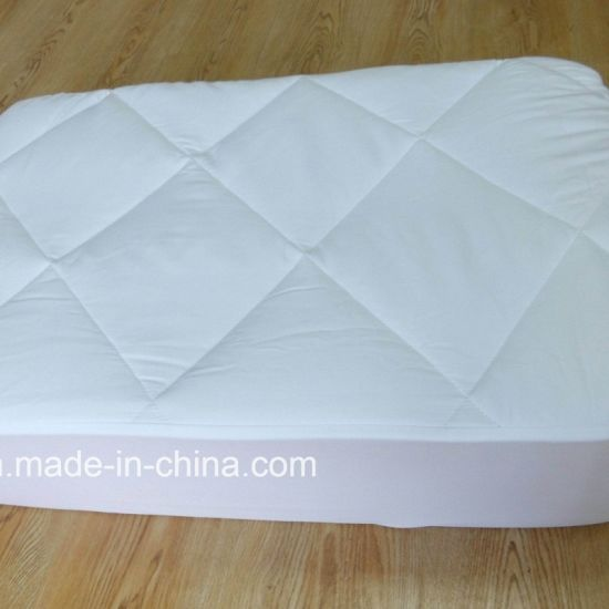 Antibacterial Mattress Cover Mattress Protector 100% Waterproof Breathable Soft Quiet Mattress Cover