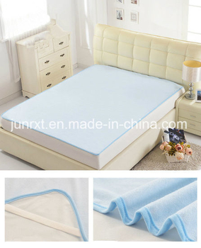 Hotle Cotton Terry Cloth Premium Waterproof Mattress Pad Protector Mattress Cover