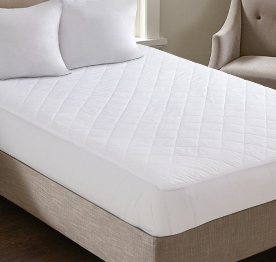 Waterproof, Hypoallergenic 100% Cotton Cover Quilted Mattress Protector