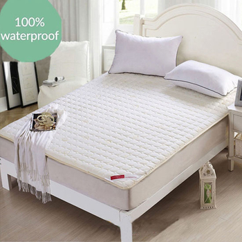 Ultra Soft Quilt Waterproof Mattress Cover