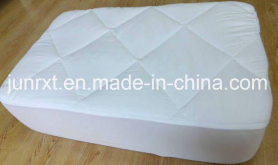 Pack N Play Crib Mattress Pad Cover Fits Pack and Play or Mini Portable Crib and Playard Mattresses