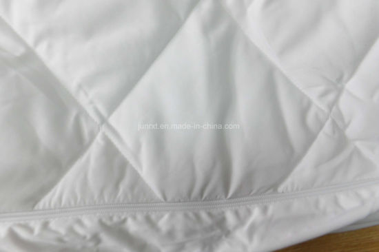 Amazon Hot Selling Bed Bug Waterproof Single Mattress Cover with Moderate Price