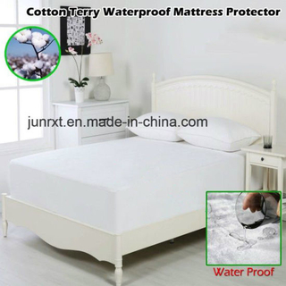 100% Cotton Premium Comfortable Mattress Protector