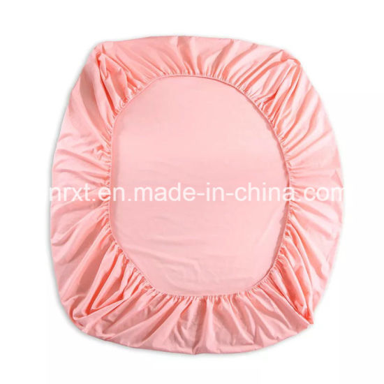 Terry Towelling with PU Covered Fabric Waterproof Mattress Protector Mattress Cover