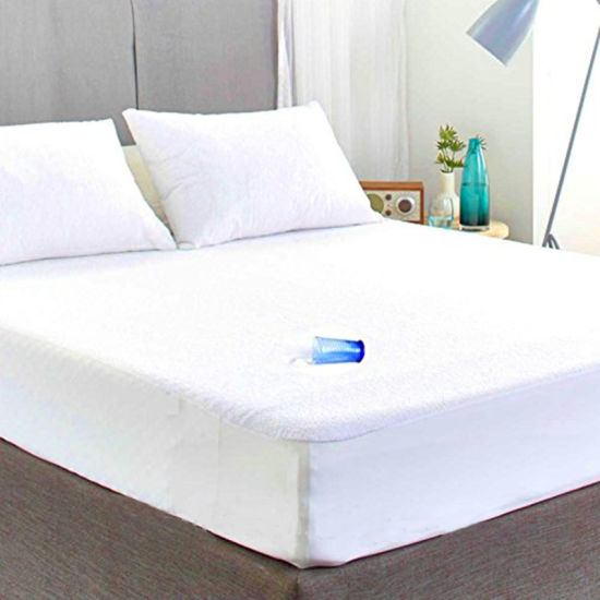 Waterproof Anti Bacterial Mattress Protector Which Is Made in China