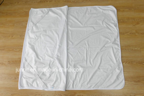 Amazon Best Seller High Quality Quilted Waterproof Mattress Overlay Pad