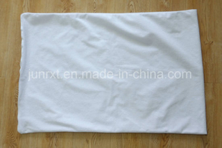 High Quality Washable Terry Cloth Pillow Cases with PU Laminating
