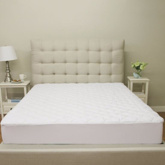 Luxury Quilted Waterproof Antibacterial Mattress Protector