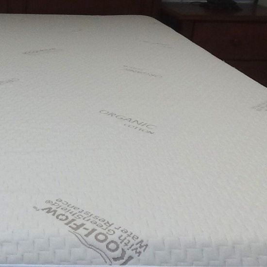 High Quality Organic Cotton Water Resistance Mattress Protector