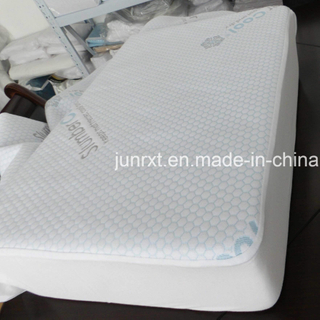 Cheap Wholesale Best Hotel Standard Air Layer Fabric Waterproof Mattress Protector