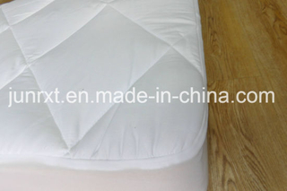 High Quality: Eco Hypoallergenic Fitted Crib Quilted Mattress Protector, Baby Waterproof Mattress