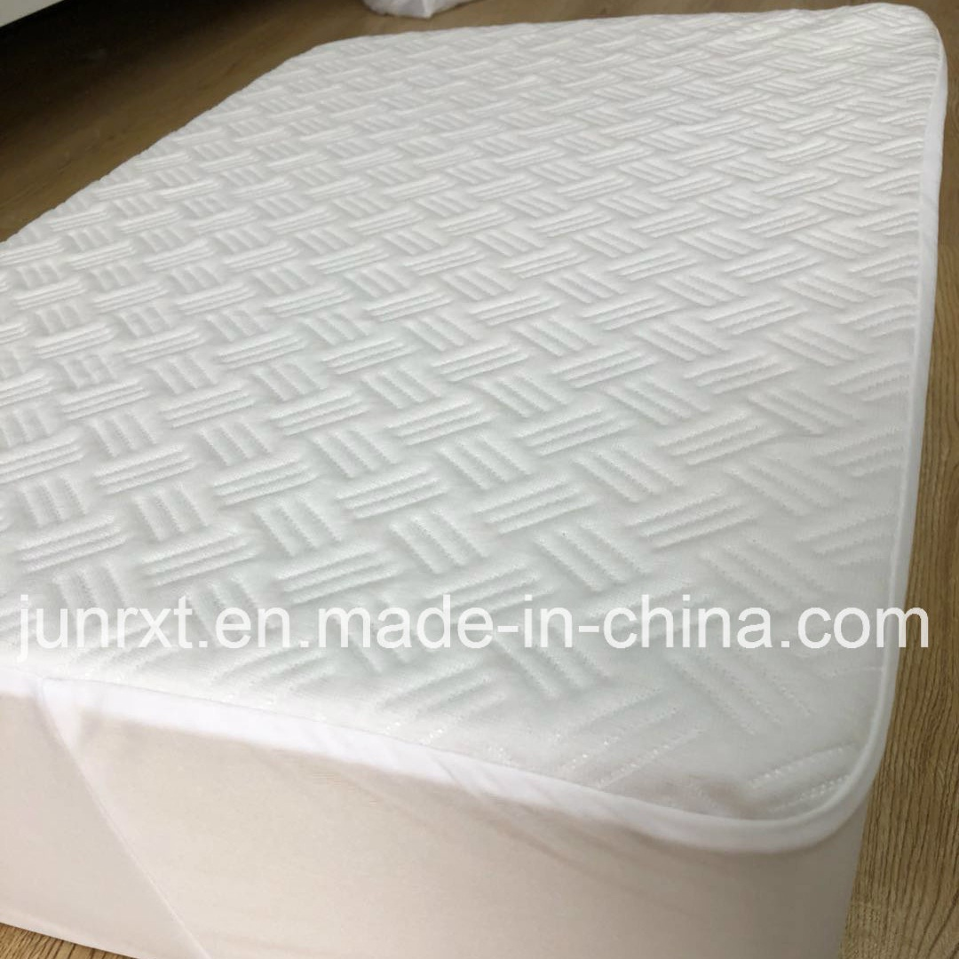 Hypoallergenic Waterproof Bamboo Mattress Protector Mattress Cover