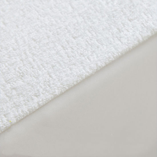 105GSM Waterproof Cotton Terry Mattress Protector