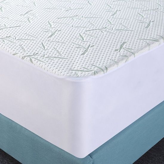 Bamboo Derived Viscose Rayon Mattress Protector