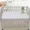 Cozy Bamboo Fibre Breathable Waterproof Crib Mattress Pad Cover