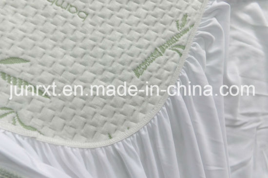 Bamboo Pillow Top Spring Mattress Philippines with Bamboo Mattress Cover