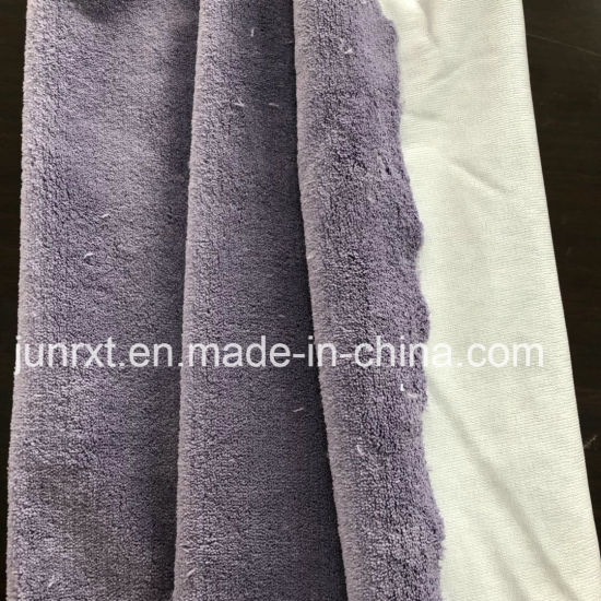 Wholesale: Waterproof Breathable Laminated Fabric, TPU Coral Fleece Composite, Durable Waterproof Fabric, Anti-Mite Allergy