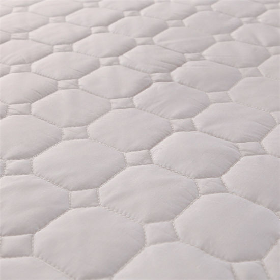 Quilted Polyester Mattress Protector for Hotel