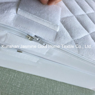 Waterproof Soft knitted Fabric Zippered Mattress Protector