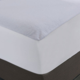 Queen Size Coral Fleece Waterproof Mattress Protector /Wholesale