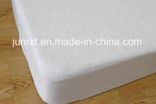 Waterproof Bed Bug Proof Terry Towelling Mattress Cover/Waterproof Mattress Protector