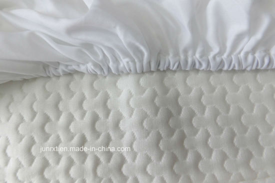 High Quality Jacquard Tencel Fabric Waterproof Mattress Protector Mattress Cover