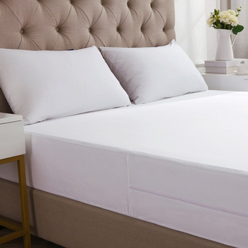 BOX SPRING/Encasement/Cover knit poly fabric laminated with TPU Waterproof Mattress Protector