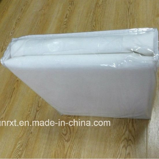 Bulk Waterproof Zippered Single Size Mattress Encasement for Hotel and Home