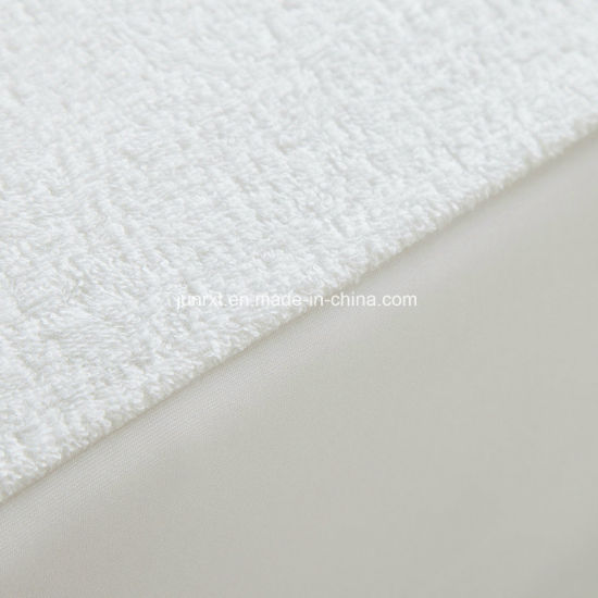 New Style Hypoallergenic Terry Cloth Waterproof Mattress Protector Mattress Cover